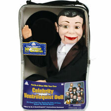 Goldberger Charlie McCarthy Celebrity Ventriloquist Doll