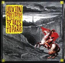 "HUXTON CREEPERS ""12 Days To Paris"" Original 1986 1st edition SEALED LP"