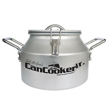 CanCooker JR Companion Outdoor or In Home Stove Convection 2 Gallon Steam Cooker