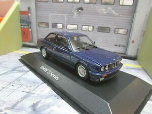 BMW 3er E30 320i 325i 1989 blau blue met. 1/1000 Maxichamps Minichamps NEU 1:43