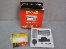 XM Satellite Radio Xpress w/ Car Kit SEALED NEW Audiovox