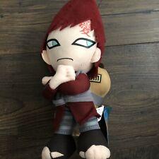 "Naruto Shippuden Gaara Kazekage 8"" Plush Doll"