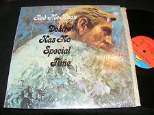 ROD McKUEN In Shrinkwrap Painted Cover Lp DESIRE HAS NO SPECIAL TIME Everest