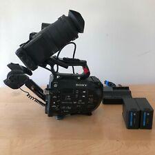 Sony Pxw-fs7 XDCAM Super 35 Camera System Bundle