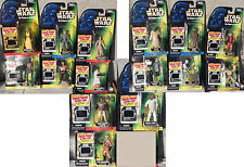 Star Wars *15* POTF Freeze Frame Action Figures *NEW UNOPENED* 8D8 Piett Leia