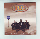 """cd 2 titres BUS - neuf sous blister -- """" c'est la vie """" - """" toi et moi """""""