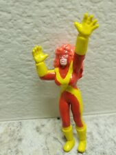 Collectors 1990 Marvel Comics Xmen Jean grey the Phoenix Action Figure Pvc
