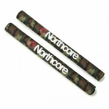 Northcore Wide Load Roof Bar Pads - Camo