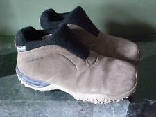 Men's Salomon insulated slip-on ankle moc shoes size 7.5 thinsulate