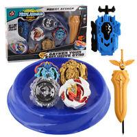 Kreisel Beyblade Burst Evolution Set mit Launcher Stadium Kinder Spielzeug Toy