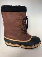 NEW Sorel Men's Boots 1964 Pac T Brown WATERPROOF Size 9