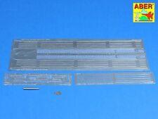 1/16 ABER 16049 FENDERS for  GERMAN PANZER 38 t E/F for PANDA MODEL