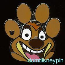 Disney Pin WDW 2017 Hidden Mickey Series *Lion King Paw Prints* Timon!