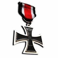 Orden Cruz de Hierro 2a Clase 1870 con Cinta - Ek2 - Superior Colector