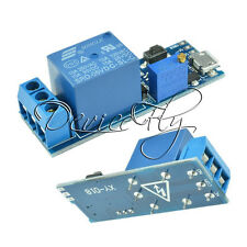 5V~30V Micro USB Power Relay Timer Control Module Trigger Delay Switch