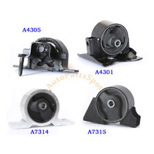 Trans Engine Motor Mount Set For 00-06 Nissan Sentra 1.8L Auto Trans G045