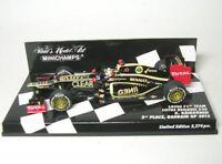 Lotus Renault E20 No. 9 K. Raikkönen 2nd Bahrain GP 2012