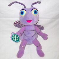 Vtg 1998 Disney Mattel TALKING PRINCESS DOT A Bug's Life Plush Stuffed Toy Ant