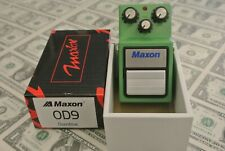 Maxon OD-9 Distortion Overdrive Pedal