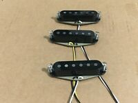 New, Stratocaster Style, Guitar Pickup Set, Hand Wound