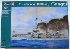 WWI Gangut Russian Warship Model 1/350 Scale with FREE totalnavy Anchor Chain