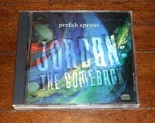 CD: Prefab Sprout - Jordan: The Comeback (1990, Epic) EK 46132 We Let Stars Go