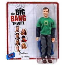 Sheldon Green Lantern Big Bang Theory 8-Inch Figure