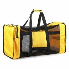 Duffle Bag 100L Mesh Scuba Diving Snorkeling Swimming Gear Equipment Carry Case