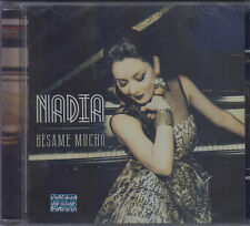 CD - Nadia NEW Besame Mucho Includes 12 Tracks FAST SHIPPING !