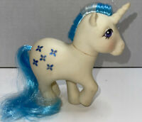 My Little Pony MAJESTY from Dream Castle (1983) MLP G1 Unicorn Hong Kong Violet