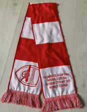 Arsenal 2017 Fa Cup Final Scarf..Great Condition..
