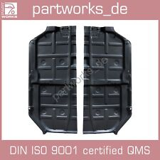Bodenbleche pour Porsche 911 2.0 2.2 2.4 930 3.3 Soubassement Feuille Corps L+R