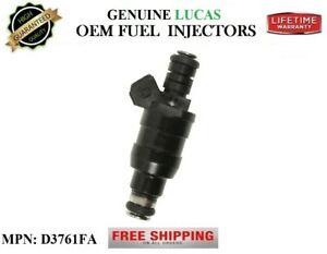 One Fuel Injector OEM Lucas for 1992-1993 BMW 318is BMW 318i 1.8L I4 (D3761FA)