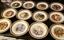 X12 1975 Set of Hans Christian Anderson Plates