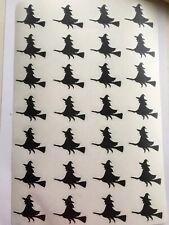 28 X Halloween Witch Vinyl Decal Sticker Mug / Glass / Bottle Etc
