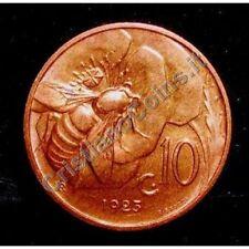 10 Centesimi APE 1923  FDC  rame rosso sig./periz.to