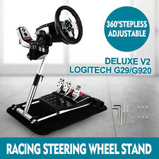 Racing Simulator Steering Wheel Stand Frame Cockpit carpet Pro Stand Original