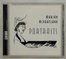 NPR Classics Marian McPartland Portraits CD NM-MINT