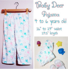 Baby Deer Pajama for Kids (4 to 6years old)