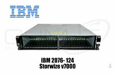 IBM 2076-124 Storwize Server Chassis V7000 2x PWR 764W + 2x Controller