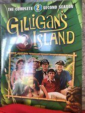 Gilligans Island - The Complete Second Season (DVD, 2005, 3-Disc Set)