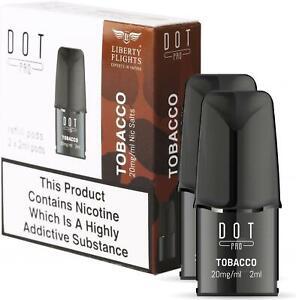 Dot Vape Tobacco Dot PRO Refill Pods