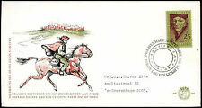 Netherlands 1969 Desiderius Erasmus FDC First Day Cover #C27391