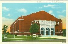 Garden City, KS The High School Auditorium