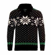Cotton Blend Ski Sweaters for Men | eBay