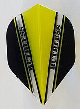 Ruthless V Pro Yellow Standard Dart Flights