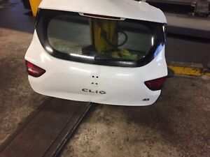 Renault Clio Mk4 2013 To 2015 Tailgate Bootlid
