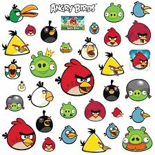RoomMates Angry Birds Peel and Stick Wall Decals