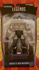 2019 Marvel Legends Avengers Professor Hulk Wave War Machine NEW in package