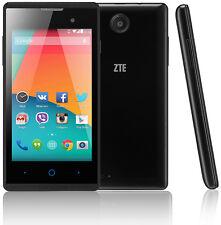 """ZTE Blade c320 4"""" Nero Android 4.4 BT Wifi smartphone sbloccato SIMFREE REFURB"""